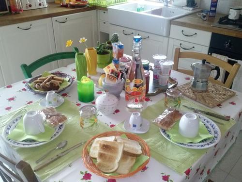 La colazione di CASA ANNA