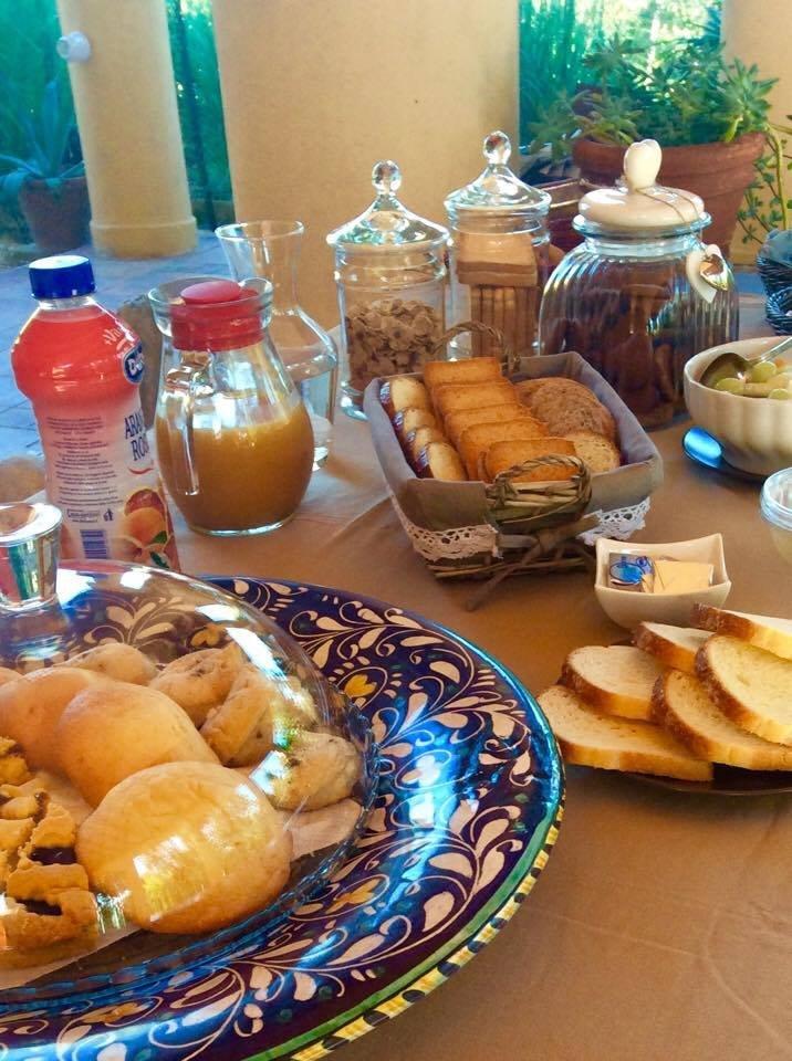 La colazione di B&B L'ABACO DEI RICORDI