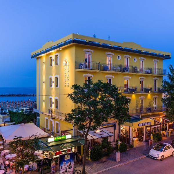 hotel estate