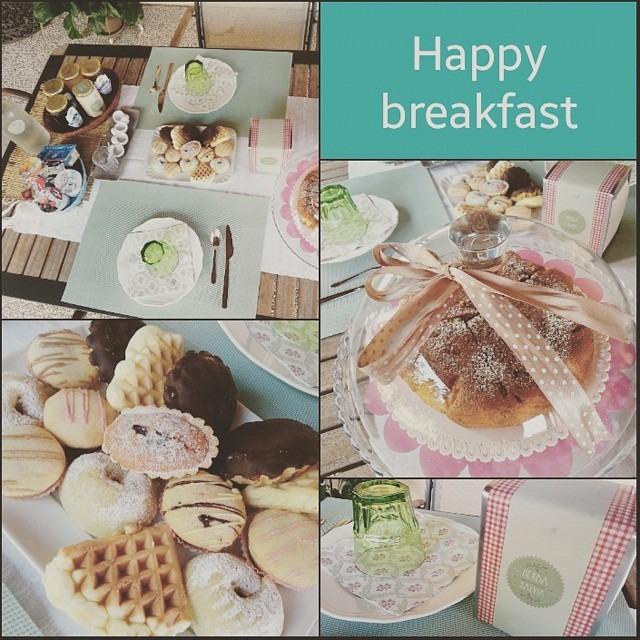 La colazione di HERBA SALVIA