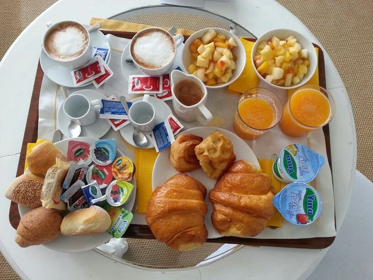 La colazione di B&B XWEEK