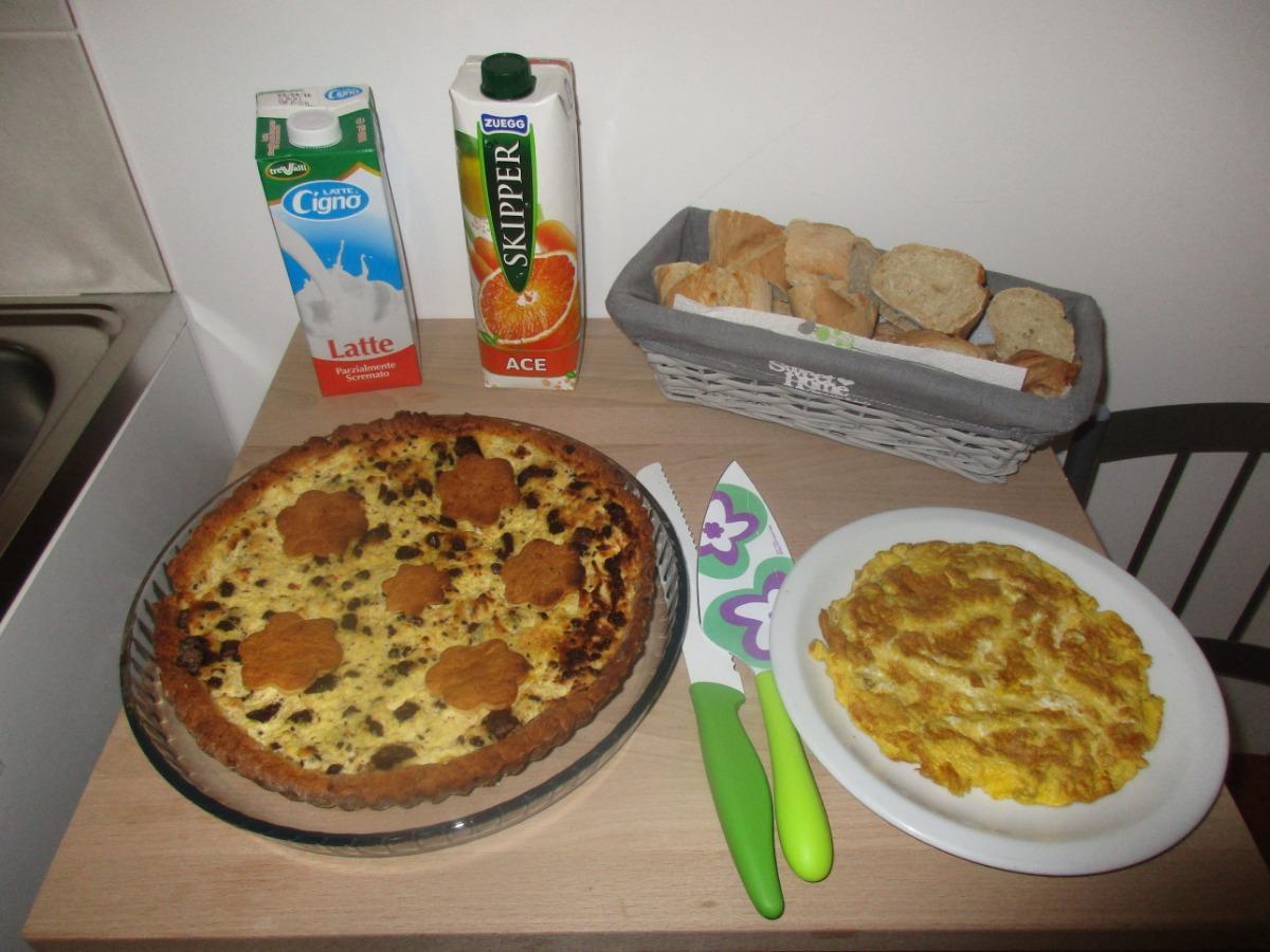 La colazione di MASSERIA MAJELLA