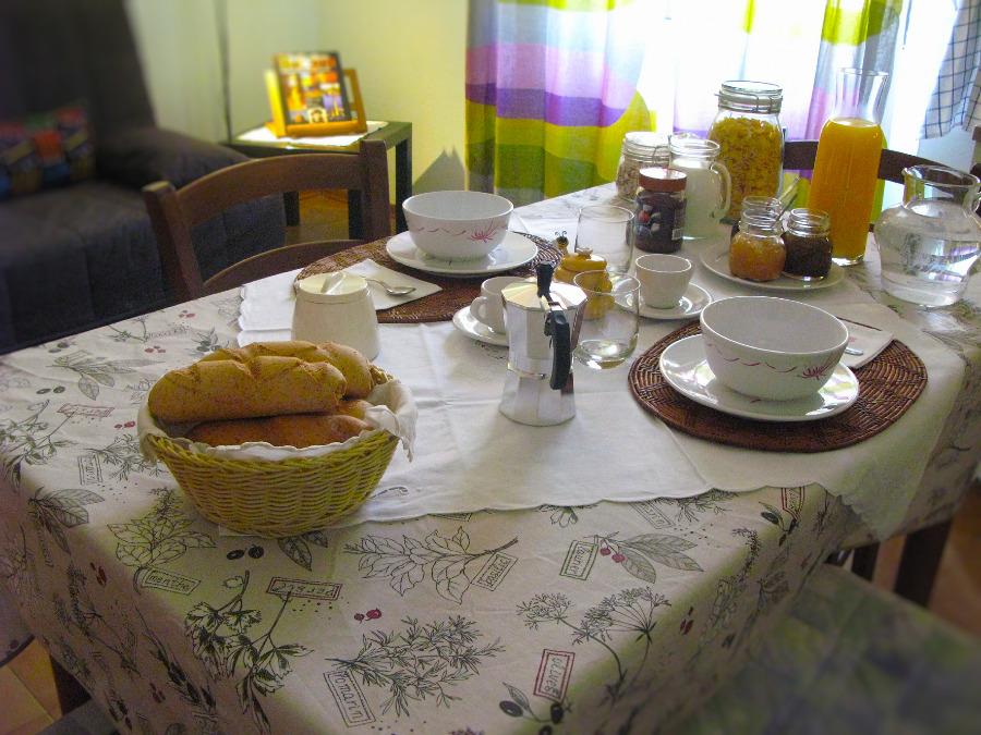 La colazione di CASA DOTTI