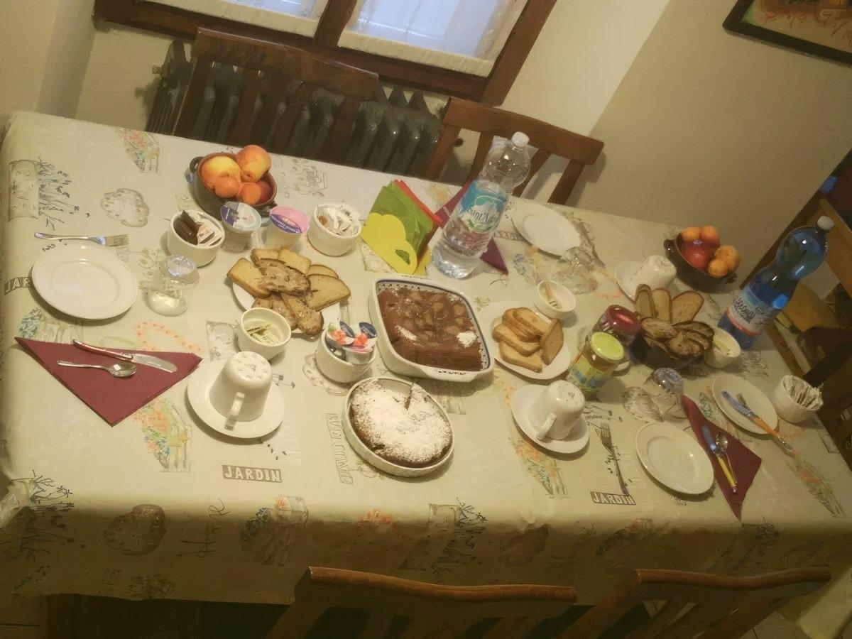 La colazione di PAOLA B&B