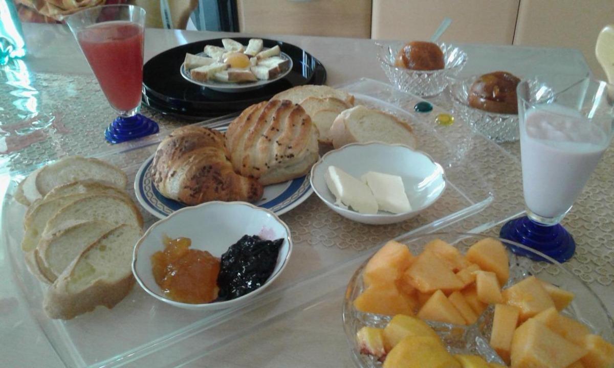 La colazione di CASA MADDALENA