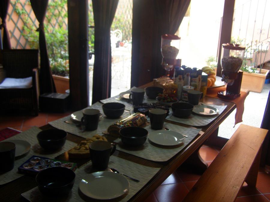 La colazione di MERY'S HOUSE