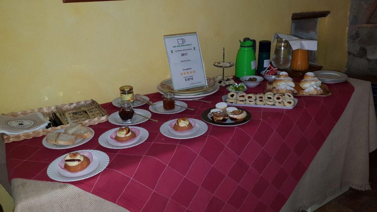 La colazione di SANT'ANNUNZIATA