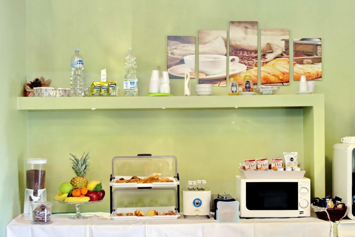 La colazione di ANTICO PLATANO