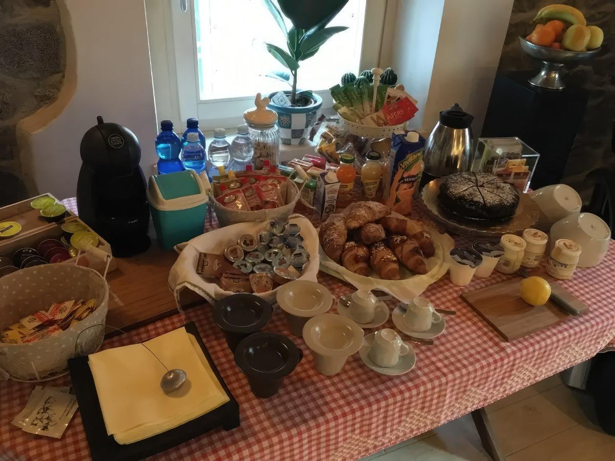 La colazione di IL NOCE ALLA FINESTRA