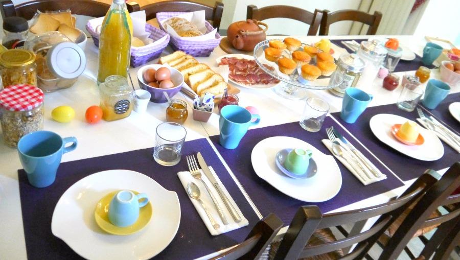 La colazione di BREAK AND BED
