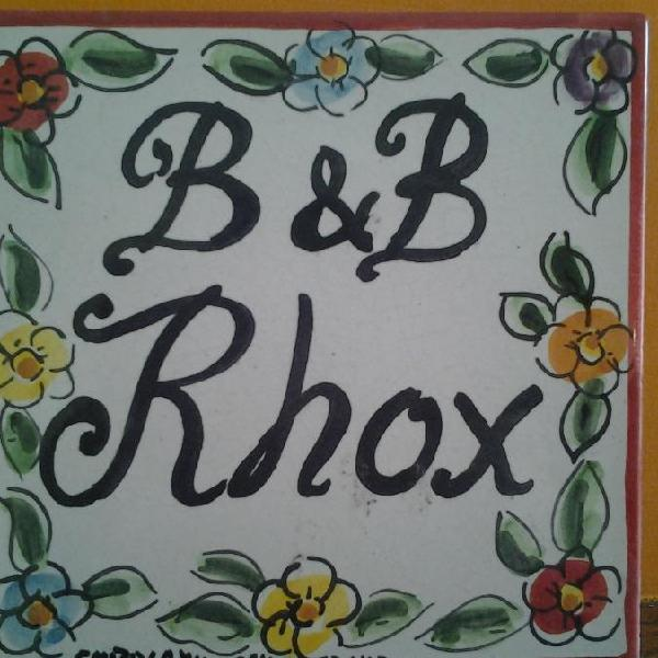 b&b rhox