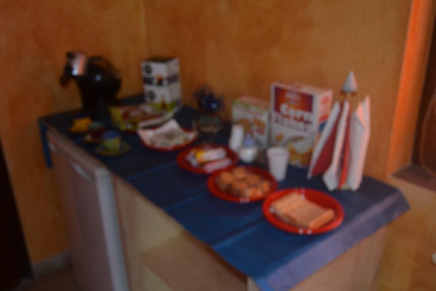 La colazione di ALVENTIDUE