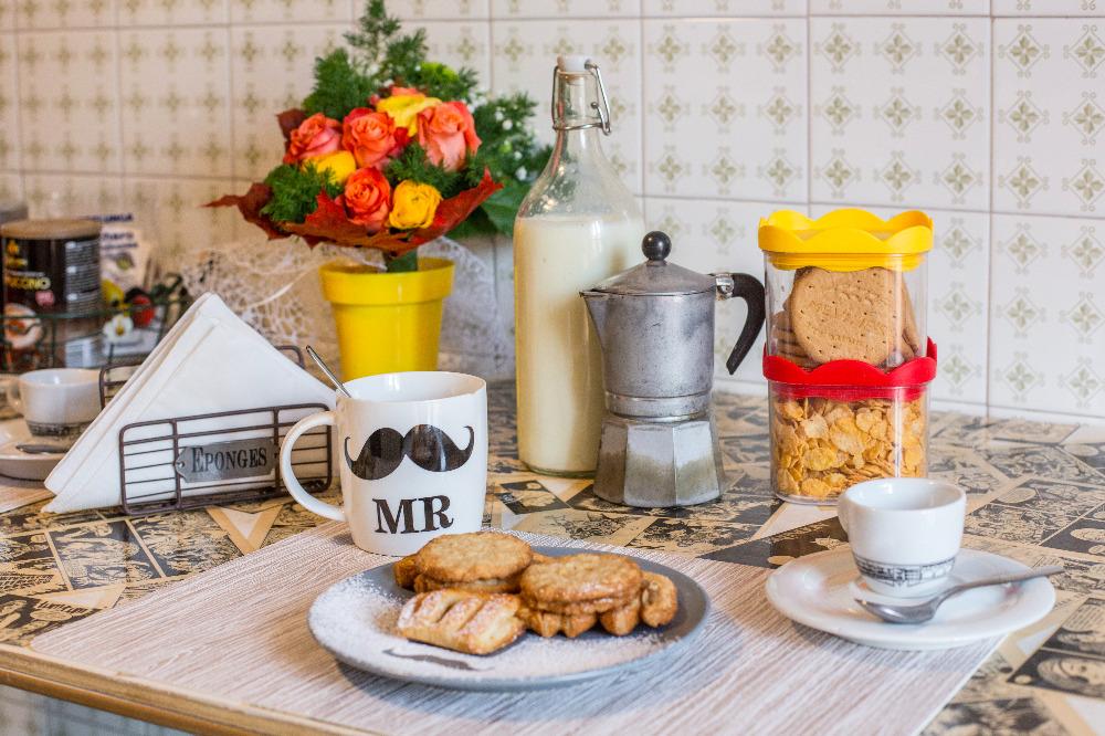 La colazione di FLORENCESBAFFO