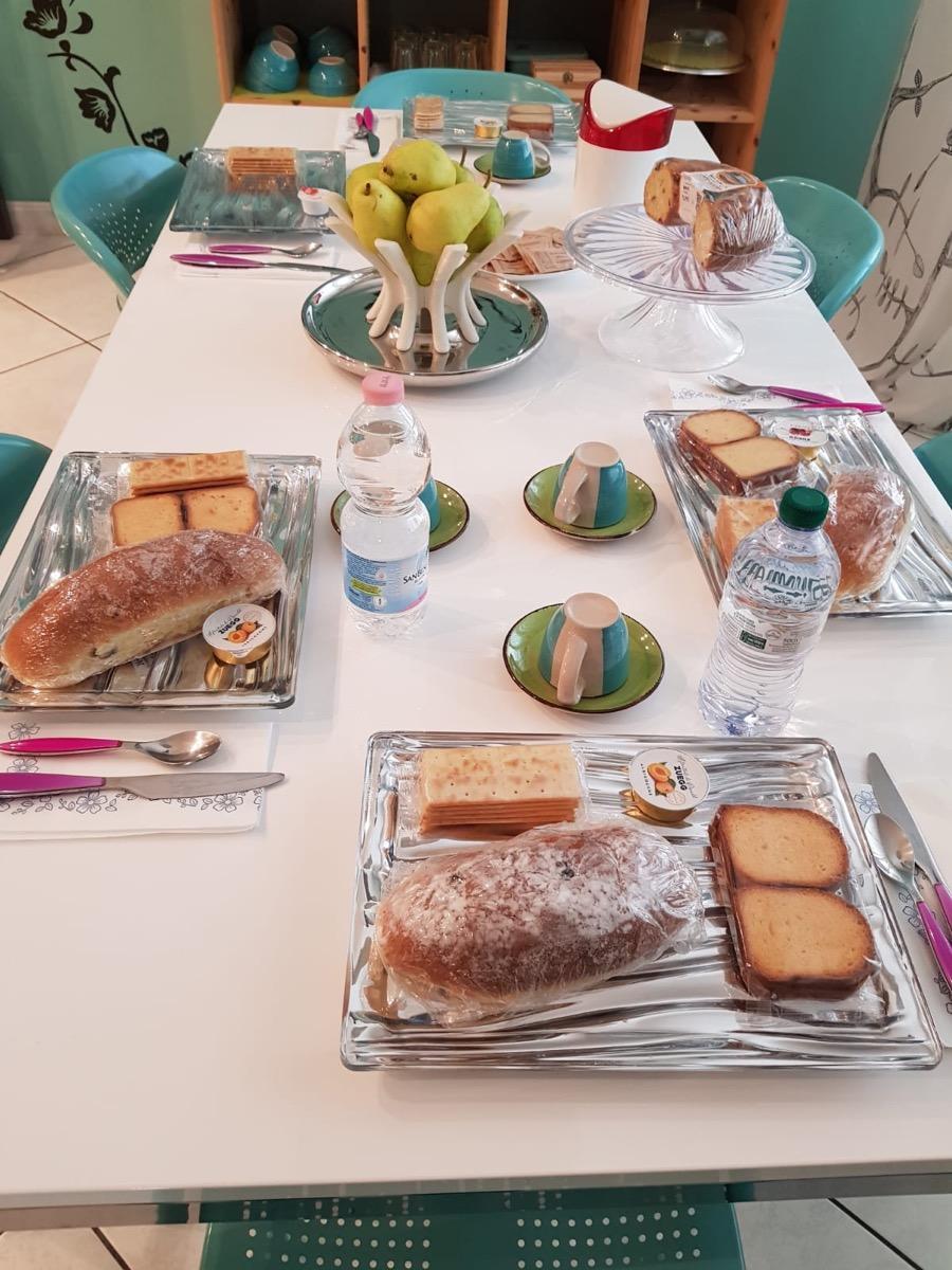 La colazione di L'IDEALE