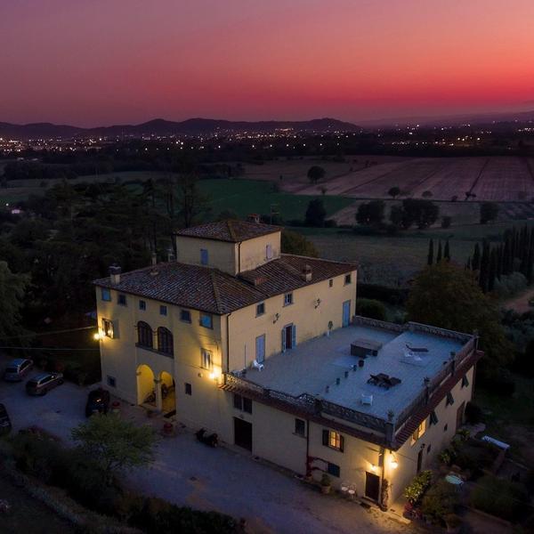 Bella di Ceciliano Villa Cherici