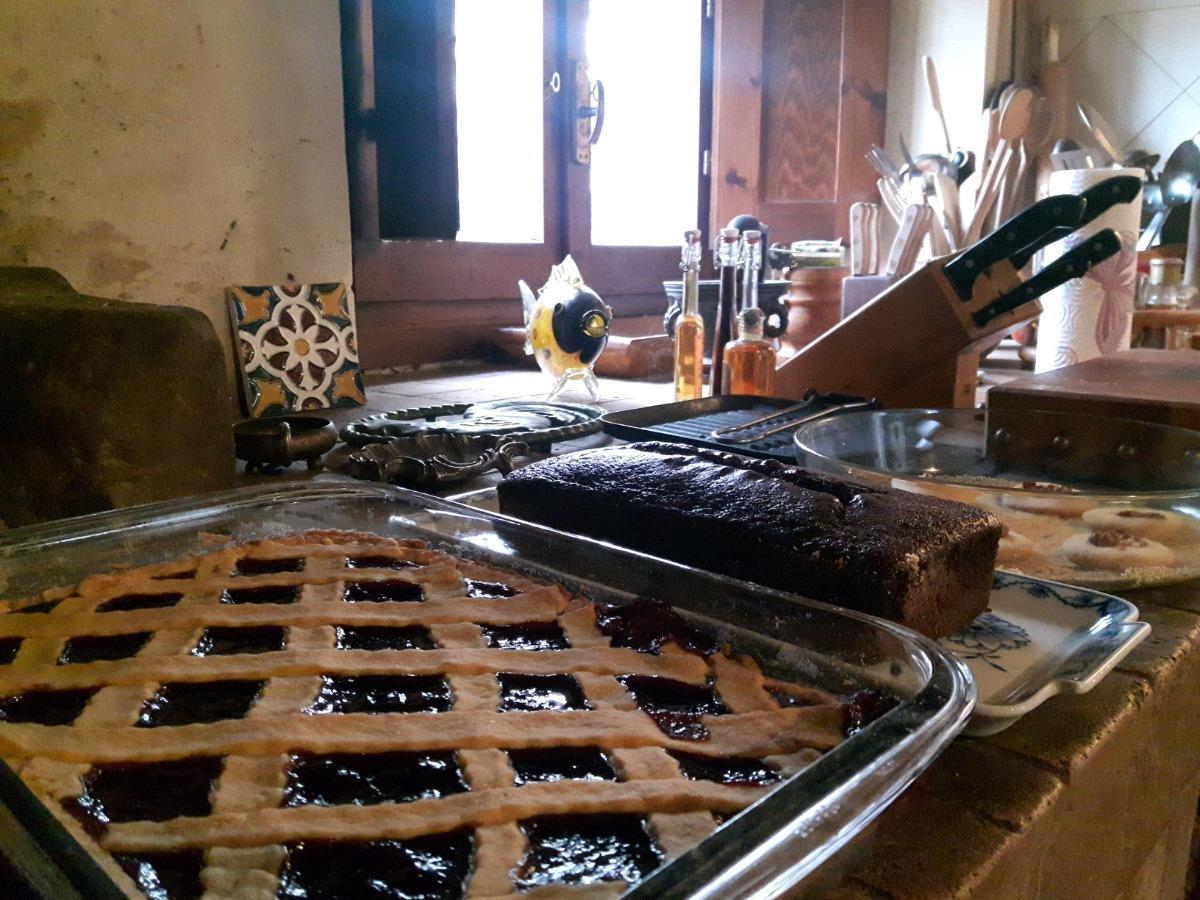 La colazione di BELLA DI CECILIANO VILLA CHERICI