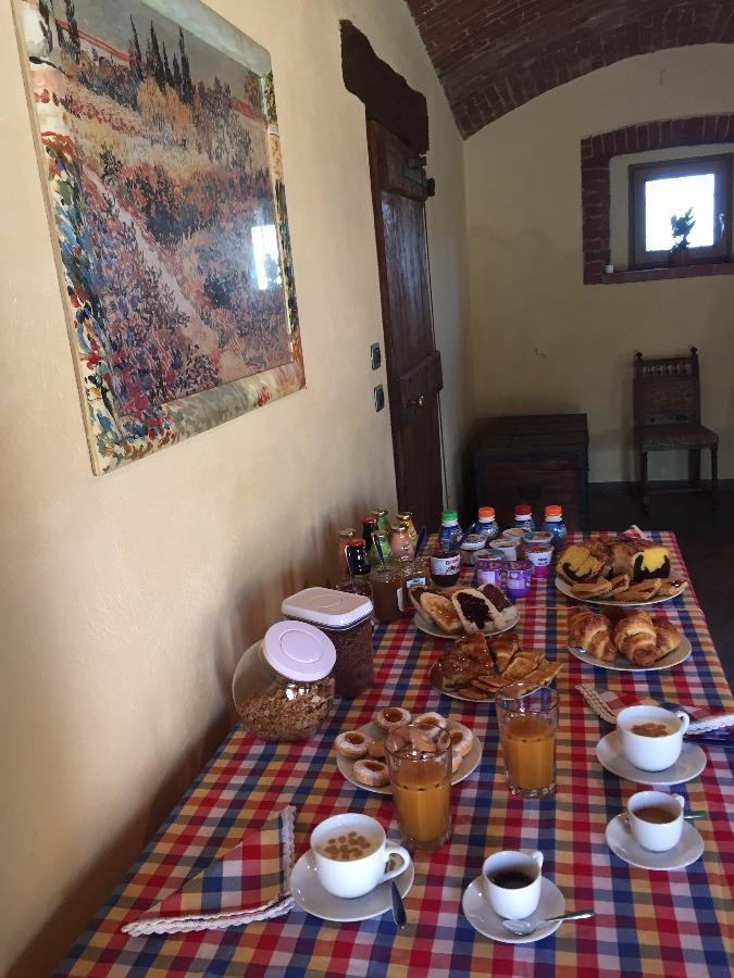 La colazione di IL CIABOT
