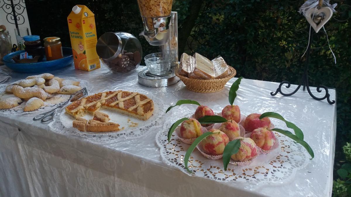 La colazione di VILLA OASI