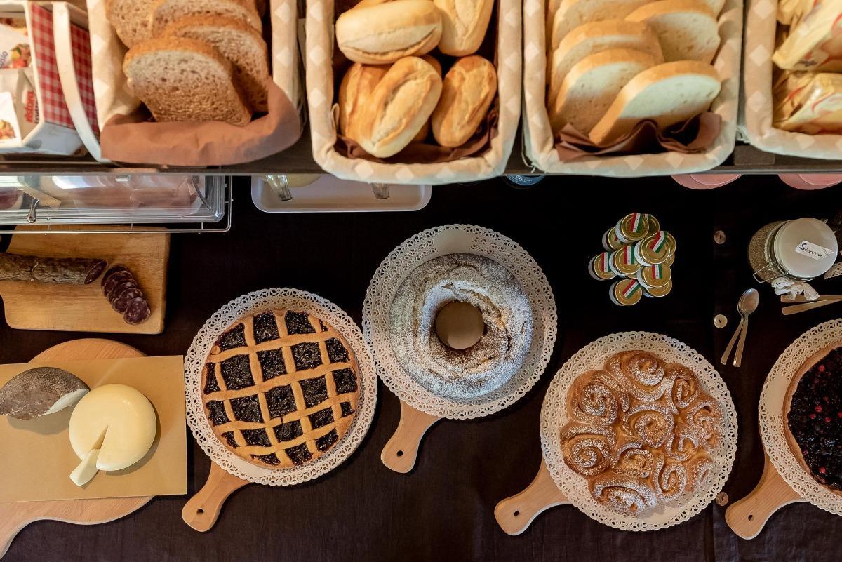La colazione di BADIA AGRITURISMO