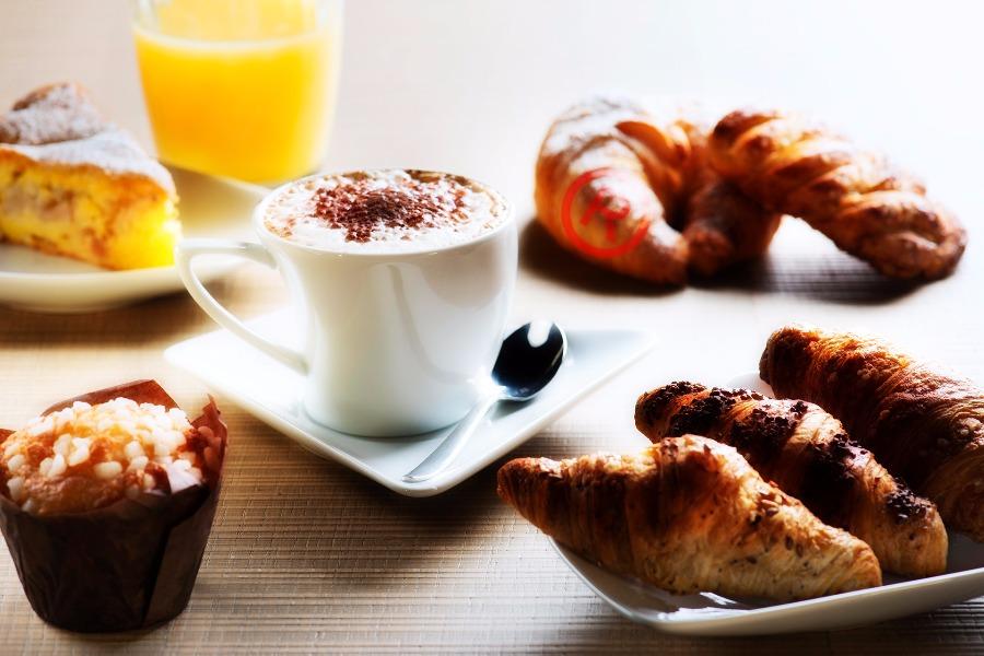 La colazione di VILLA GRACE