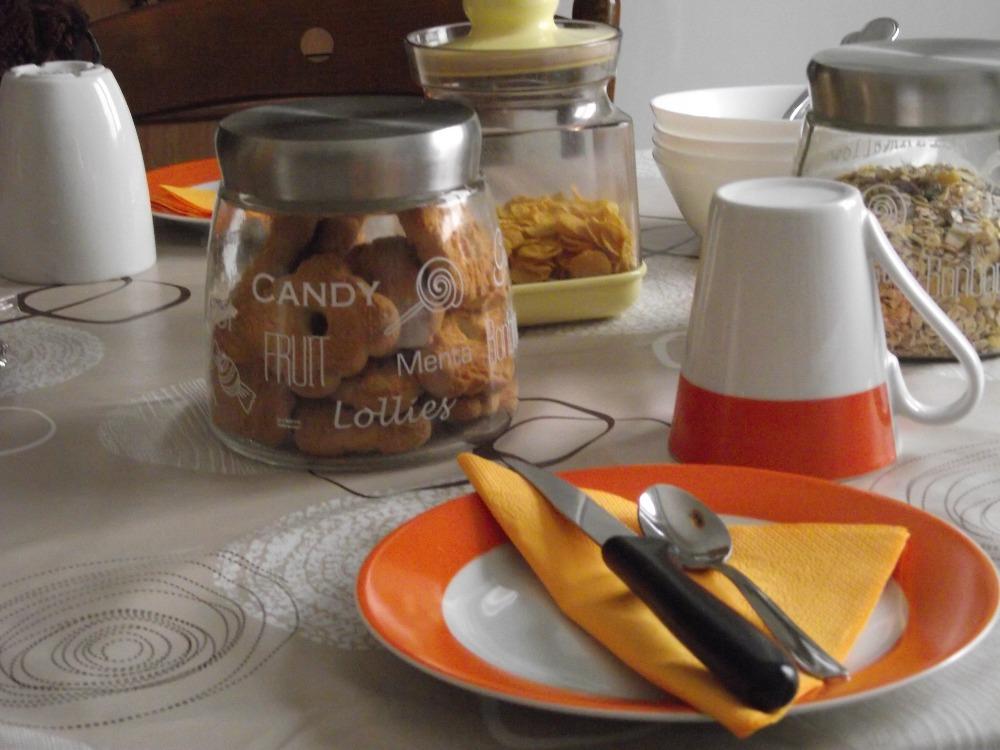 La colazione di CAMERA CON VISTA
