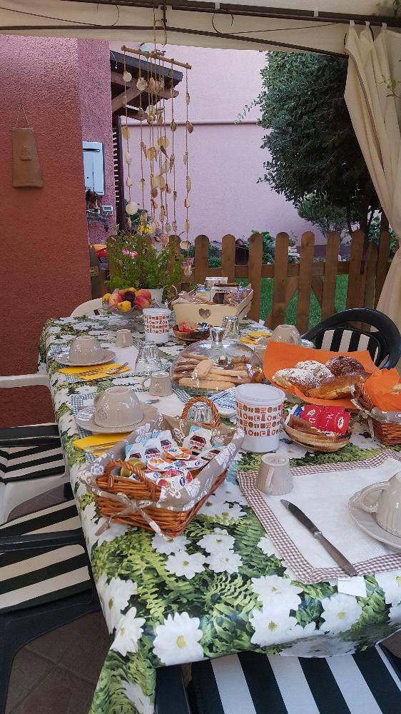La colazione di DOMU SEVERINO