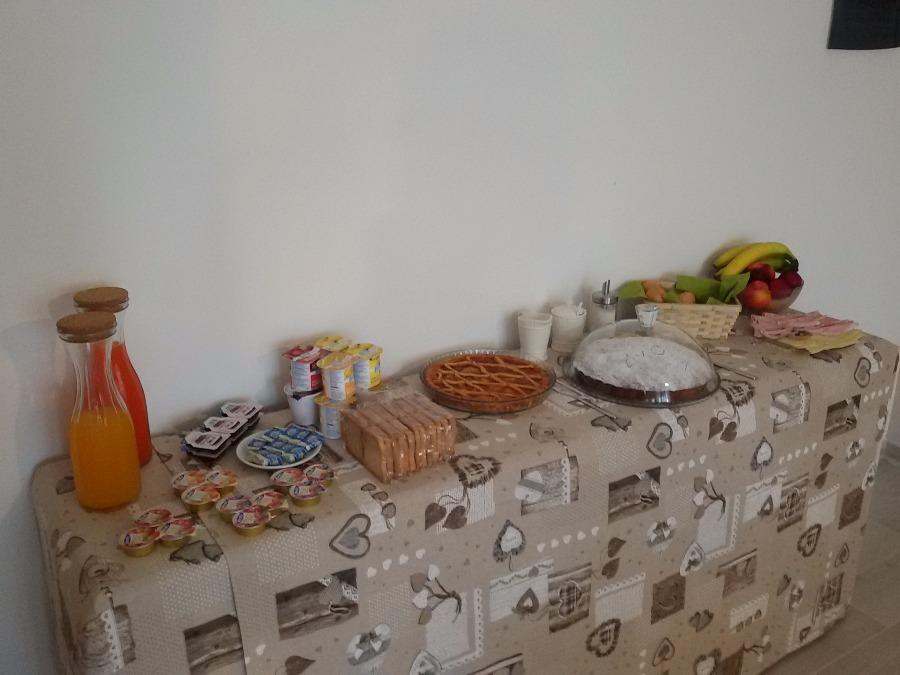 La colazione di IL PONTE DI LEGNO