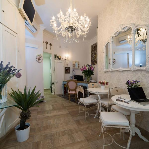 b&b salerno chic in center