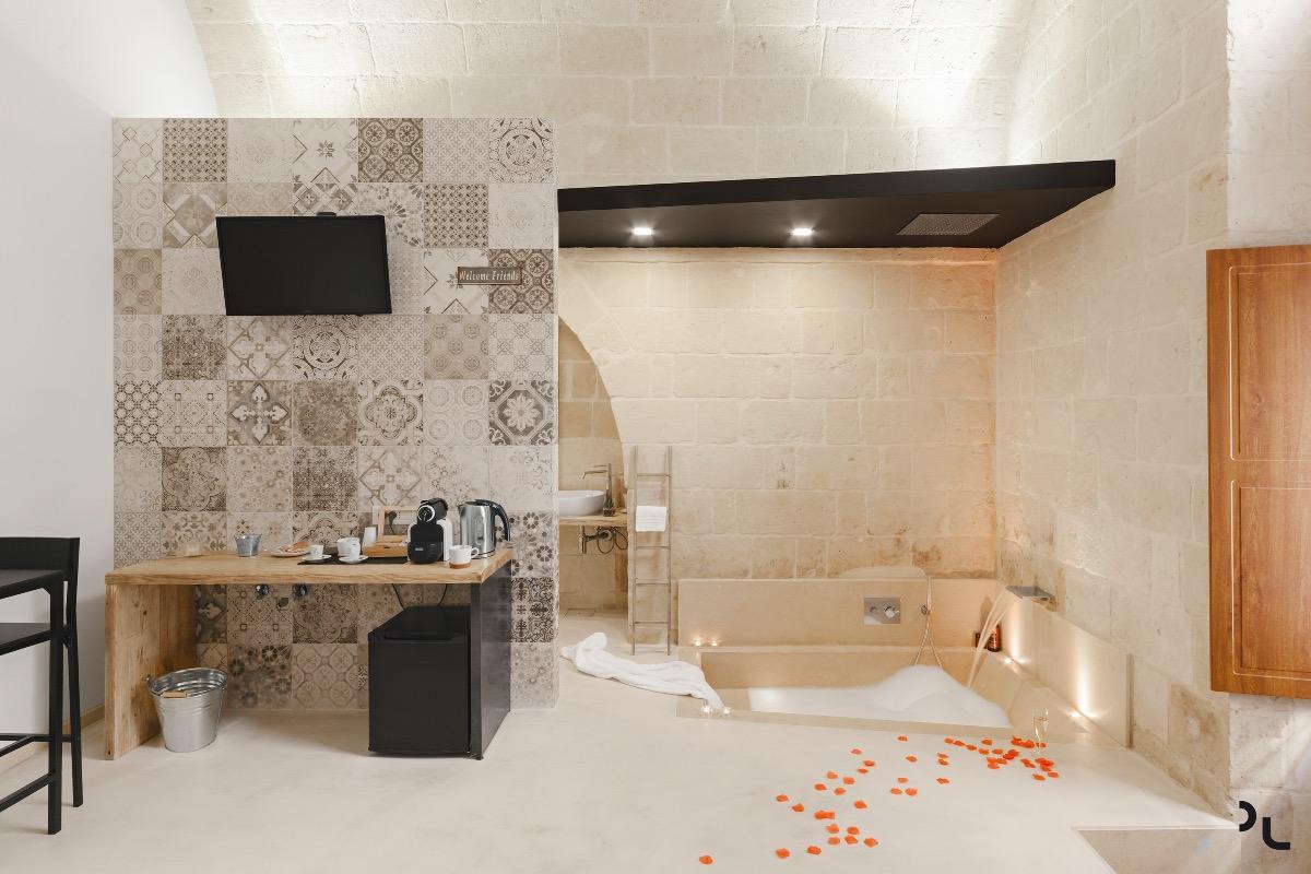 suite con vasca 5