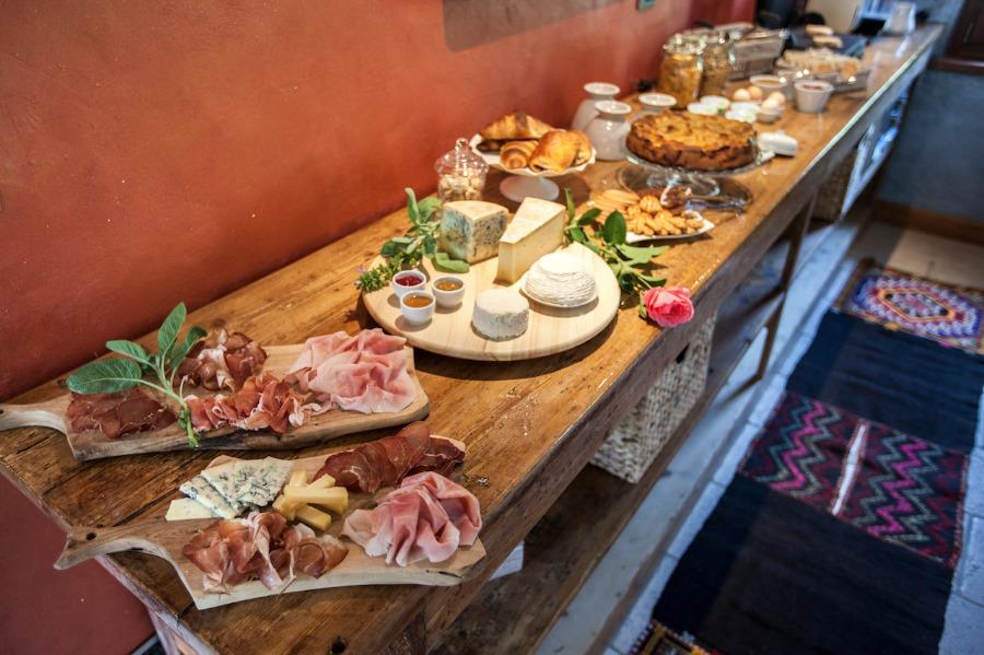 La colazione di LE PARFUM DU SEL