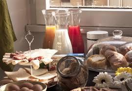 La colazione di AFFITTACAMERE BELVEDERE