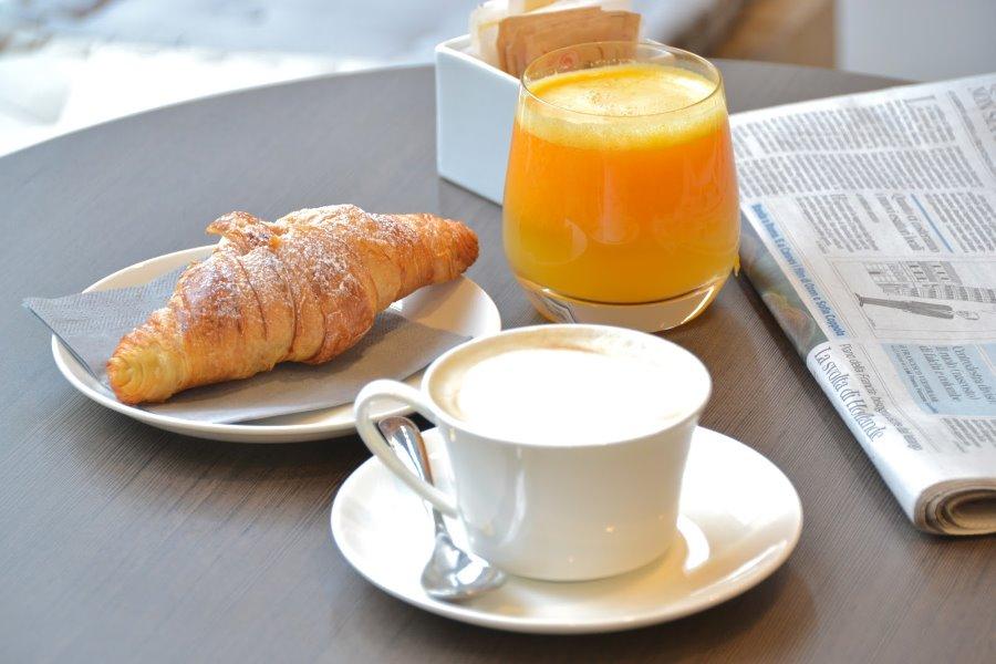 La colazione di AL CASTELLO DI LEONARDO