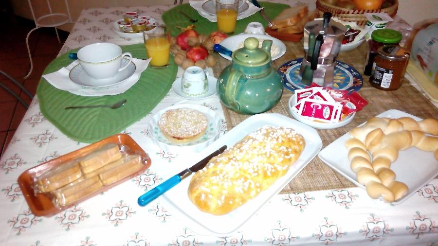 La colazione di BELFIORE
