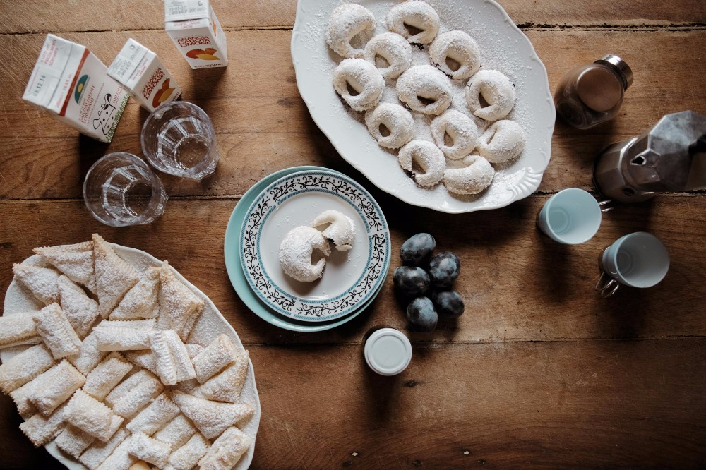 La colazione di B&B ROSA DALFONSINA