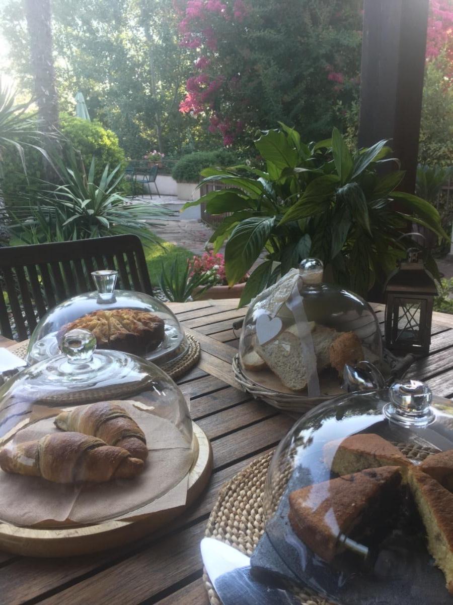La colazione di B&B CORTE RAMONE