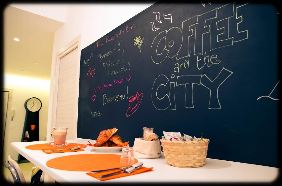 La colazione di COFFEE AND THE CITY