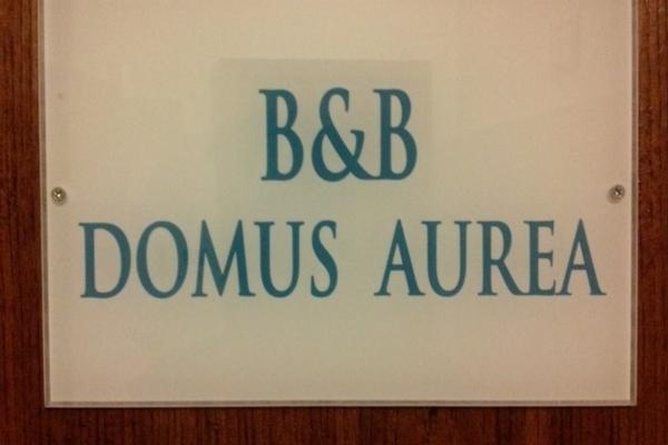 Bed and Breakfast Domus Aurea