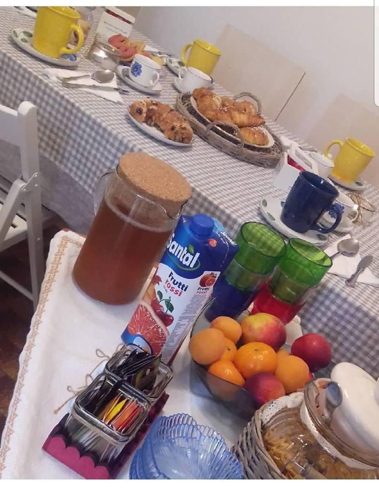 La colazione di DA PINETTA