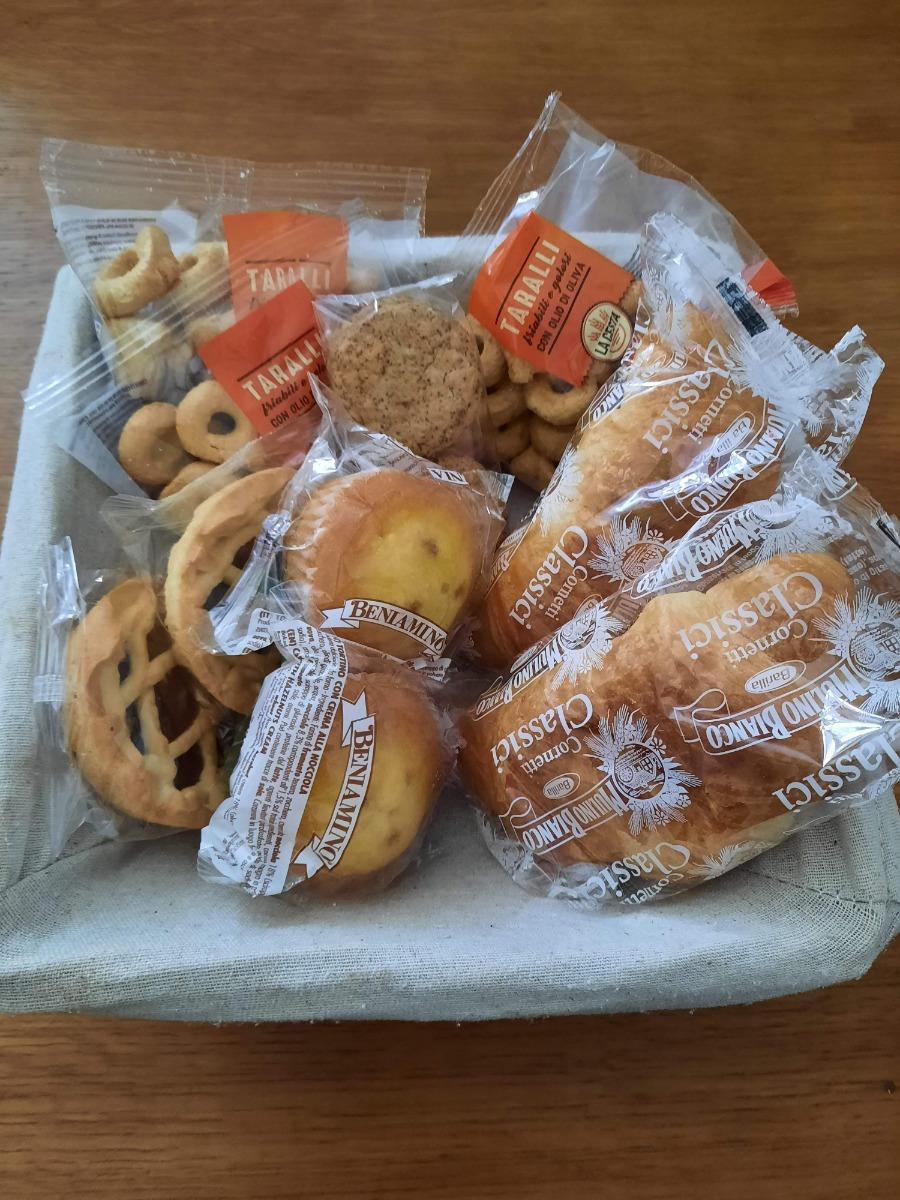 La colazione di CORTE VECCHIA