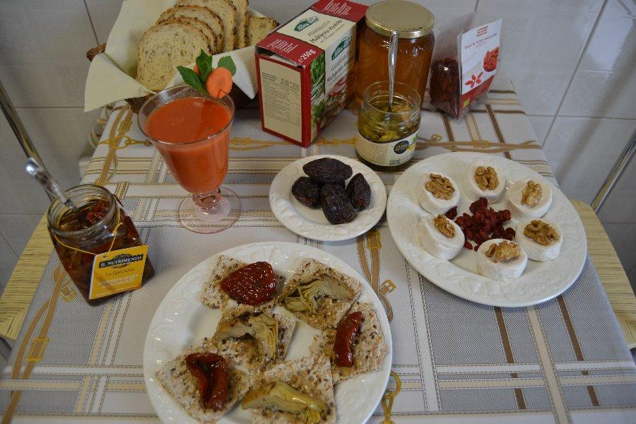 La colazione di DIAFLO B&B