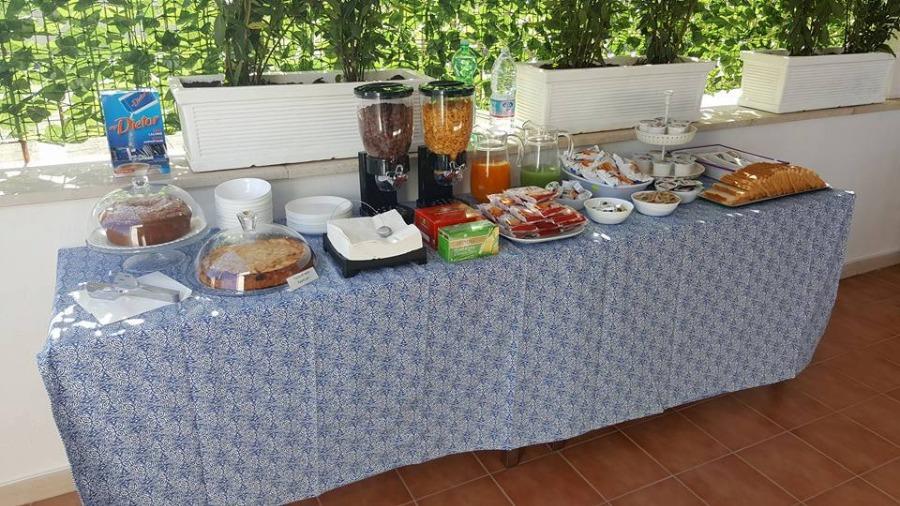 La colazione di BARI VECCHIA DIMORA