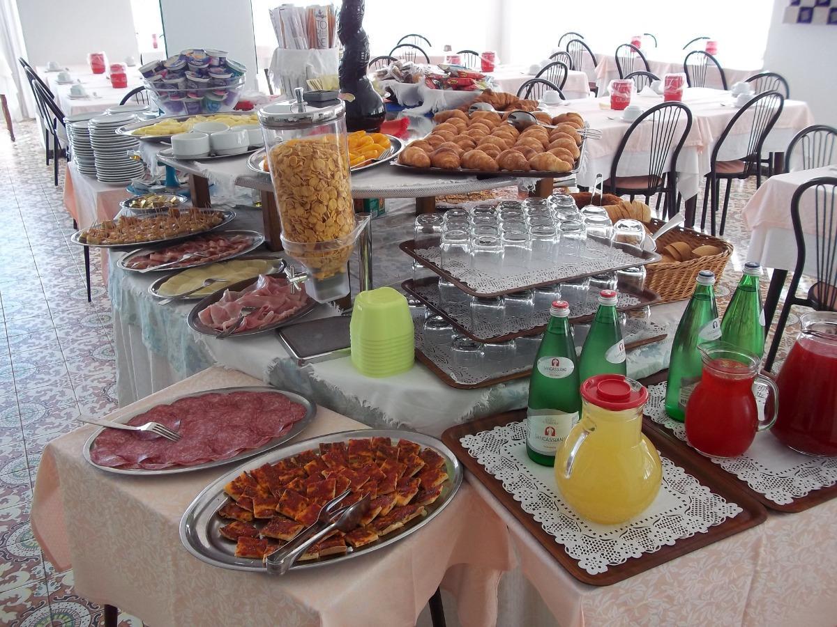 La colazione di HOTEL ITALIA