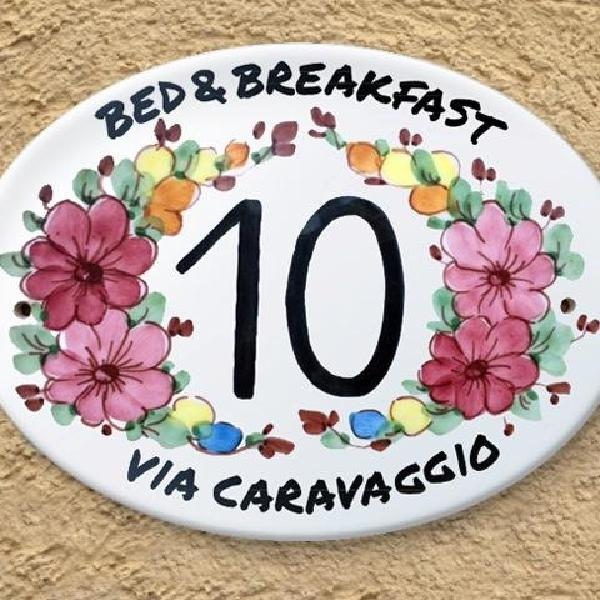 via caravaggio 10