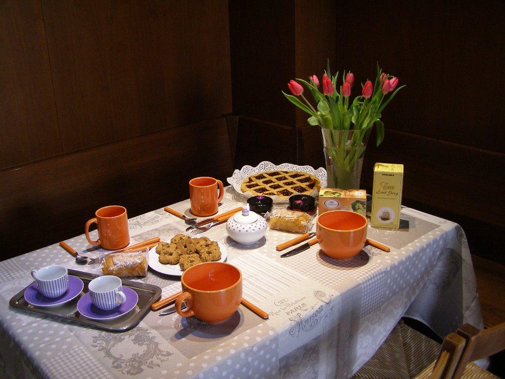 La colazione di DIMORA MARIASAL