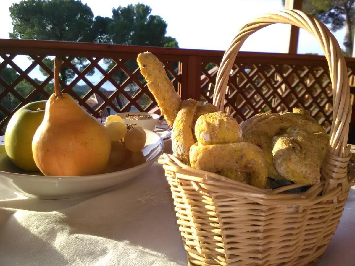 La colazione di LA CASA DI ULISSE B&B