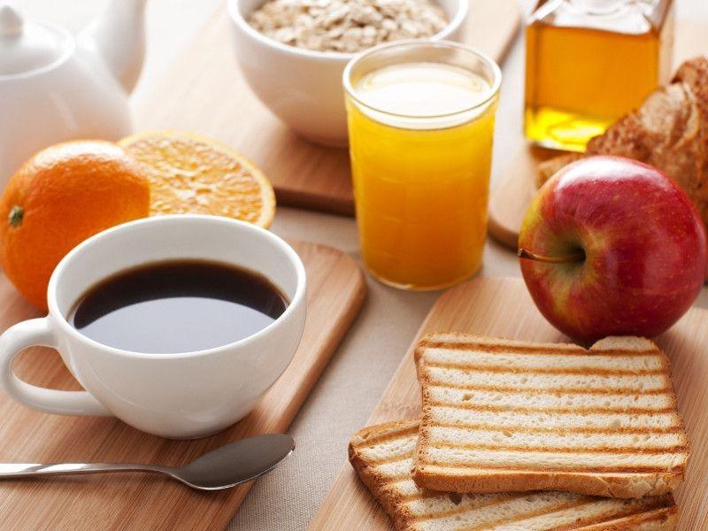 La colazione di B&B VATICAN PANORAMA