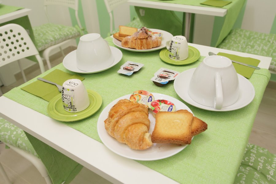 La colazione di B&B SAN DOMENICO