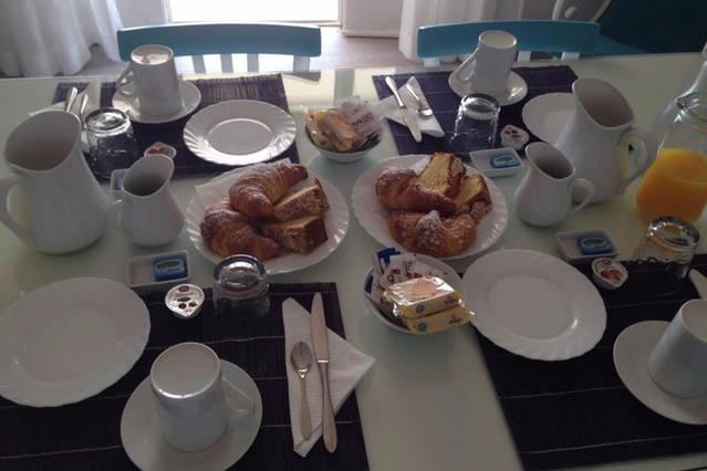 La colazione di MACONDO B&B
