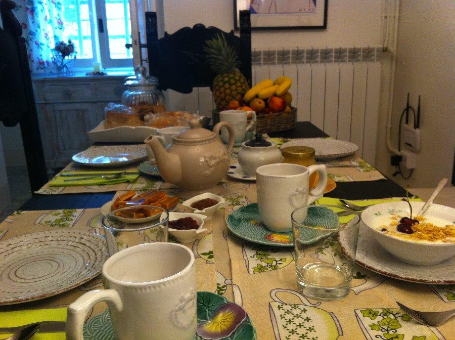 La colazione di CASA MARGHERITA