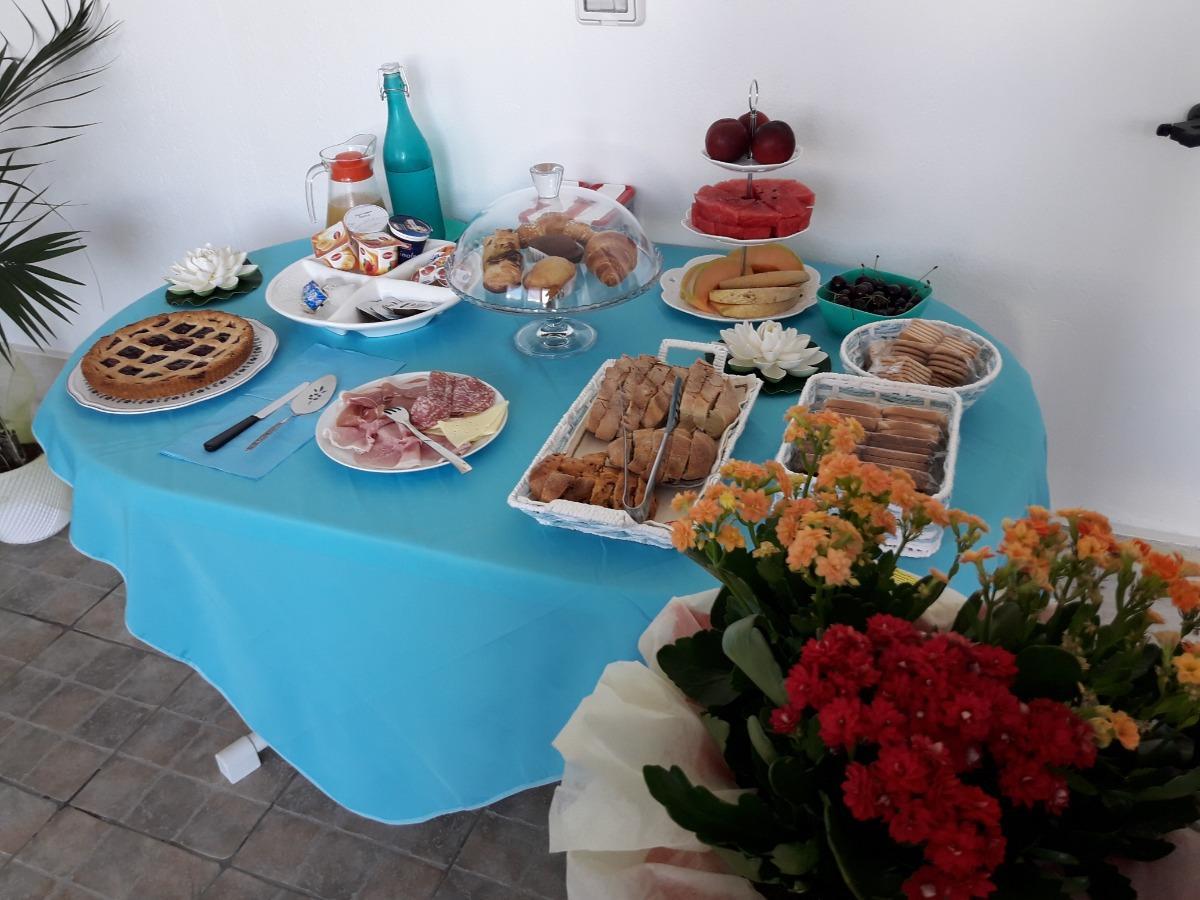 La colazione di B&B BREZZA MARINA